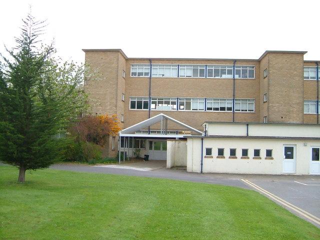 Milldown building, Blandford School