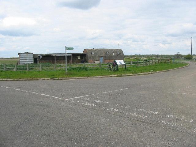 Farm Buildings near Peterborough