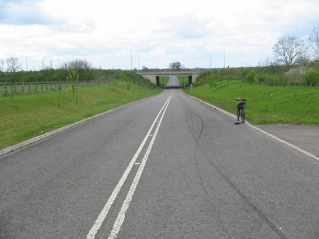 A1M Bridge