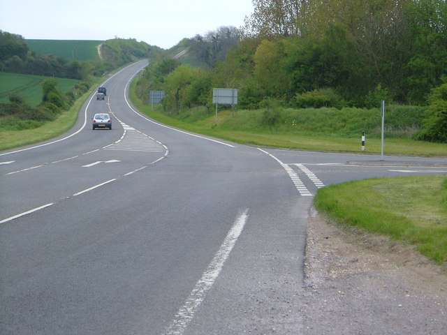 Blandford by-pass