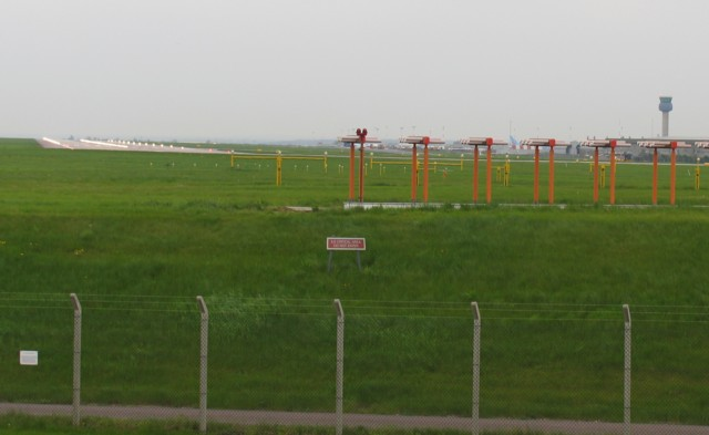 Main runway