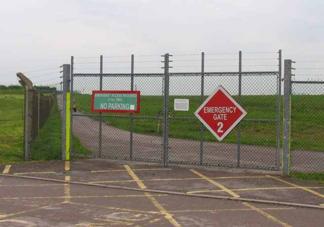 Emergency Gate 2