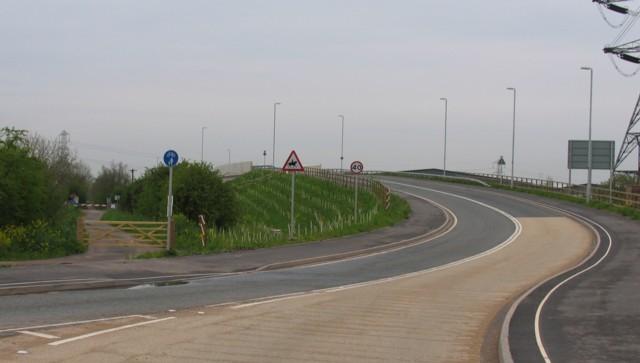 Bridge and Level Crossing