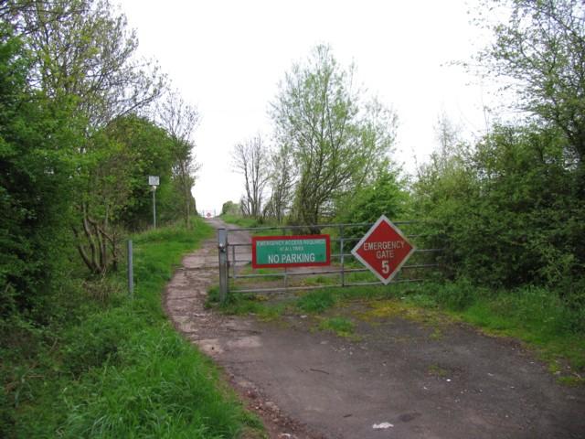 Emergency Gate 5