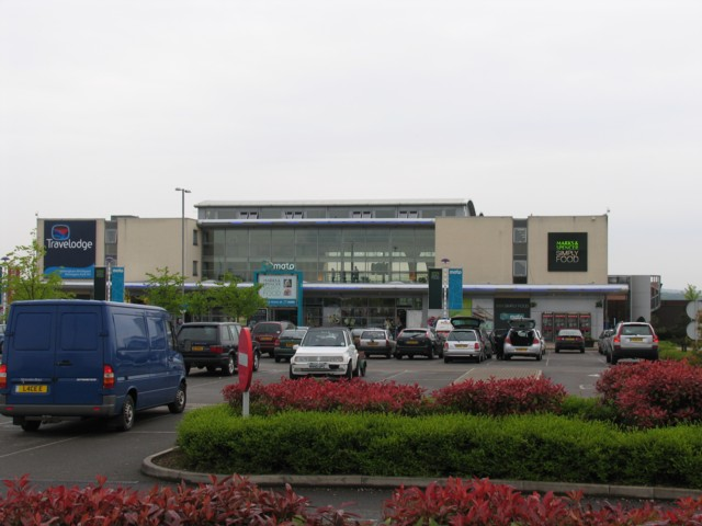 Castle Donington Services