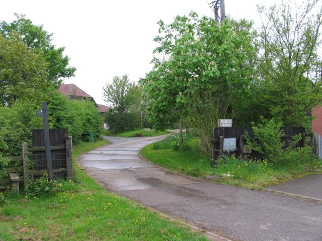 Molehill Farm Entrance