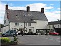 SJ4551 : Carden Arms, Tilston, Cheshire by Merv Jones