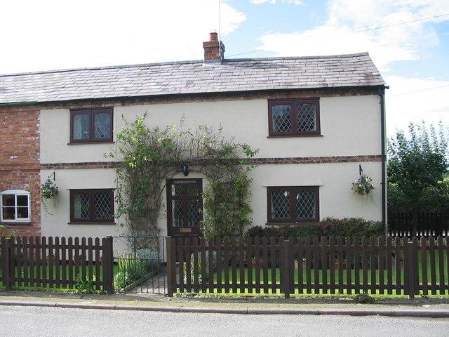 Top House Cottage, Chorlton Lane, near Malpas, Cheshire