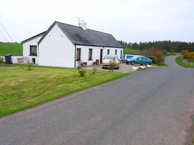 Cottage near Bridge Bank, Lochans