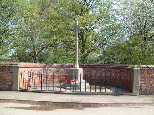 Eastoft War Memorial