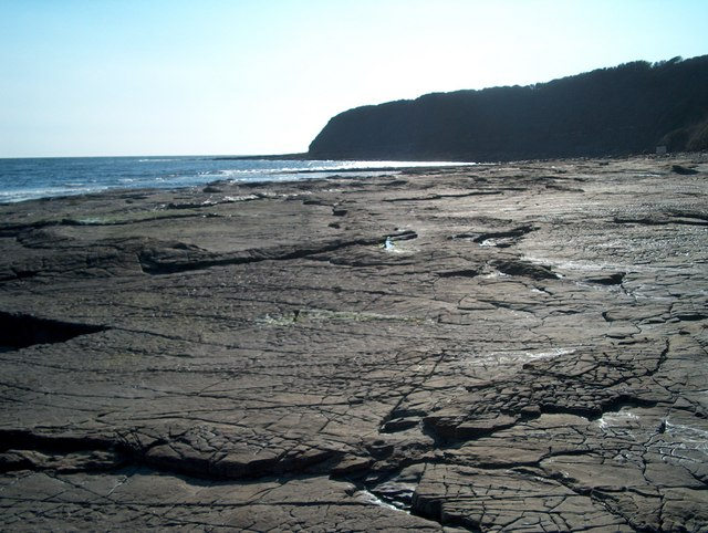 Ledges at Kimmeridge