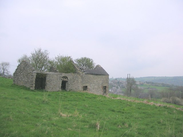 Old Barn near Bonsall