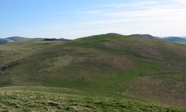 Longknowe Hill