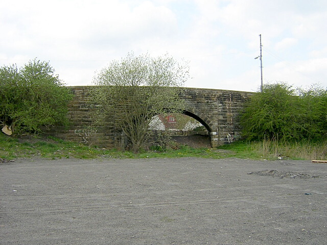 Bridge over Long Gone Railway in Netherburn