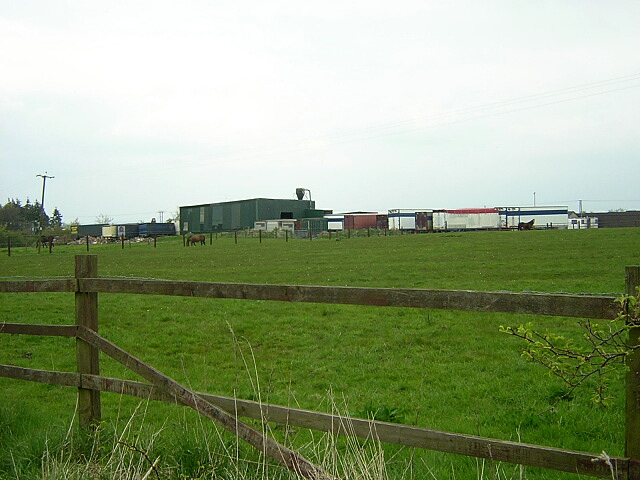 Trailer Storage Near Tillietudlem