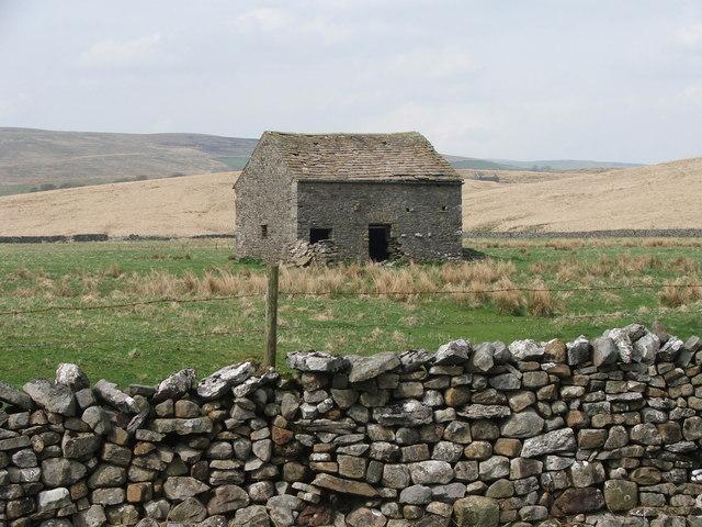 Barn near Ingman Lodge.