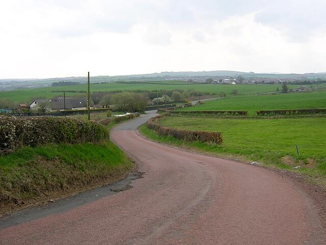 Southfield Road Near Blackwood