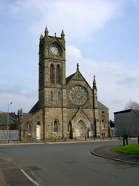 Paterson United Free Church of Scotland, Stonehouse