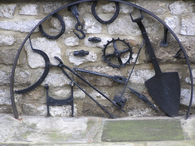Farm  Tools : Hilton Village.