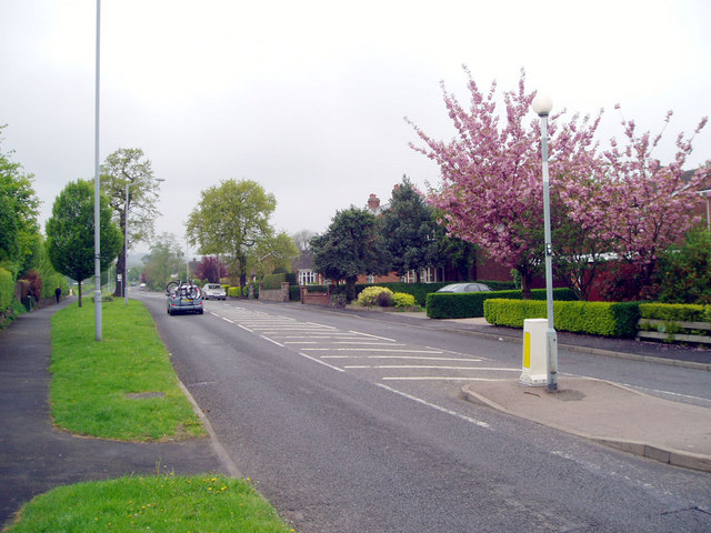 Forest Road, Loughborough