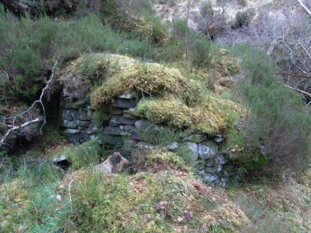 Illicit Whisky Still, Glen Torridon, Wester Ross