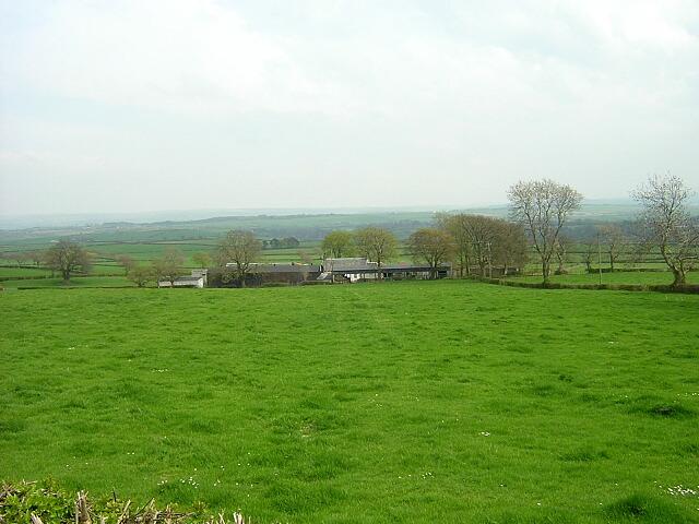 Howmains Farm Near Glassford
