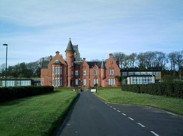 Quarrier Homes - Seafield School