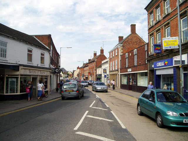 West Street, Bourne, Lincs