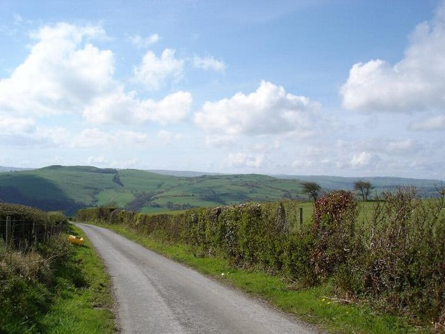 Way to Pentre Isaf