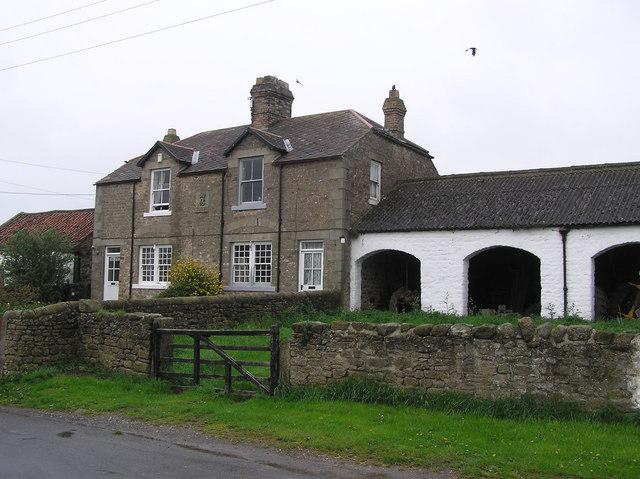 Morton Tinmouth : Raby Estates Houses ; Dated 1907