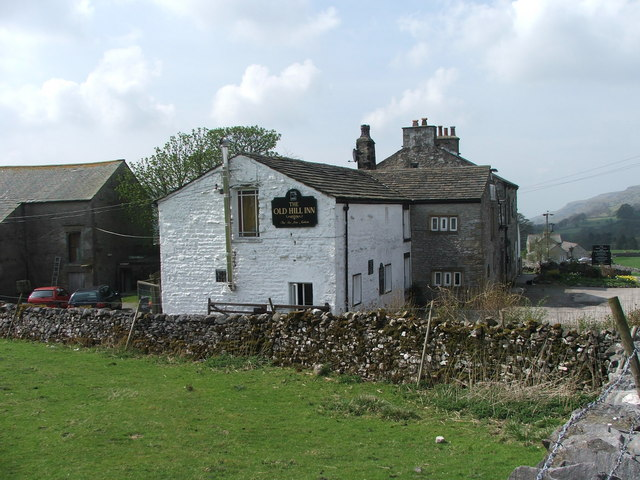 The Old Hill Inn.