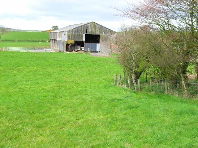 Barn near Airyhassen