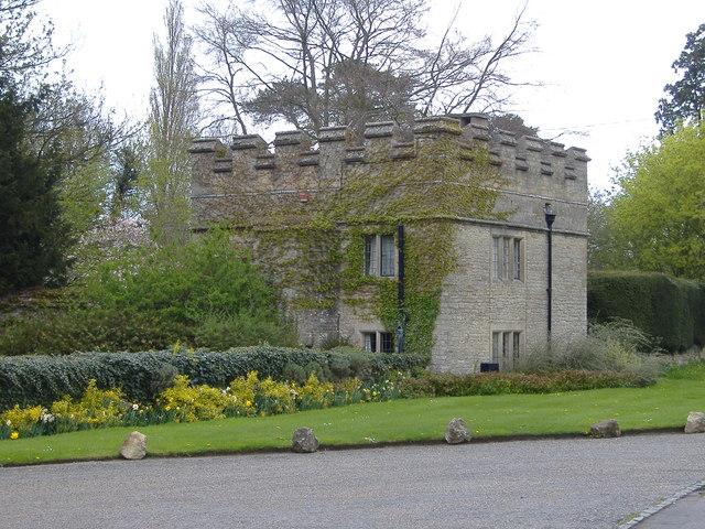 Little Stone Gatehouse, Thame