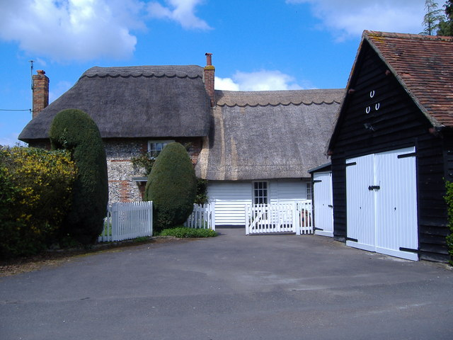 Thatched Cottage, Meadle