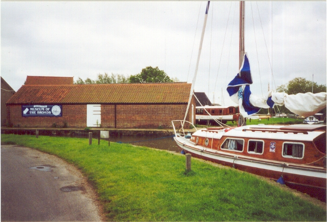 The Museum of the Broads, Stalham