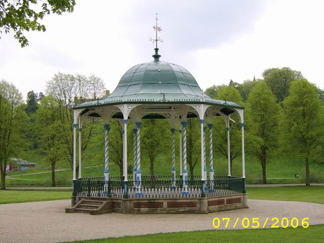 Shrewsbury BandStand