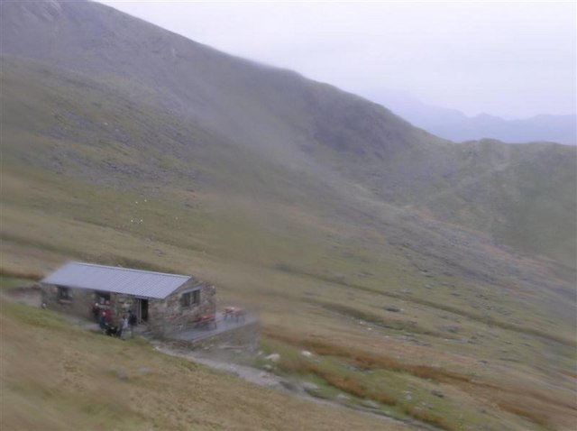 Half Way House on Snowdon