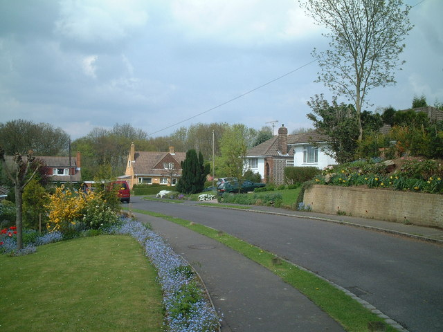 Sharpthorne village residential area