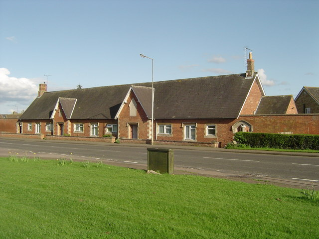 Horton Almshouses, Middleton Cheney