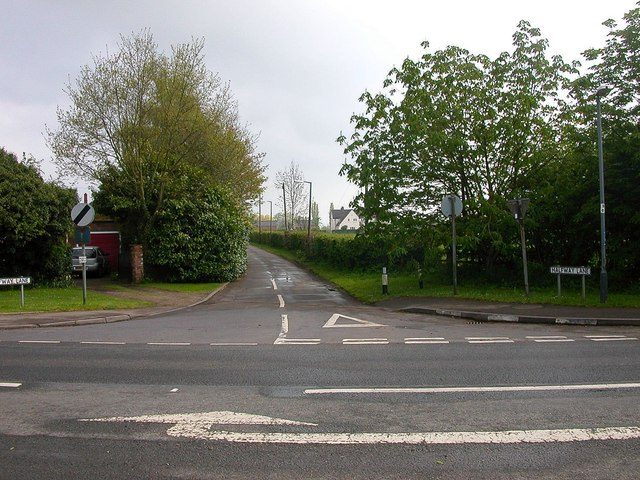 Dunchurch - Halfway Lane