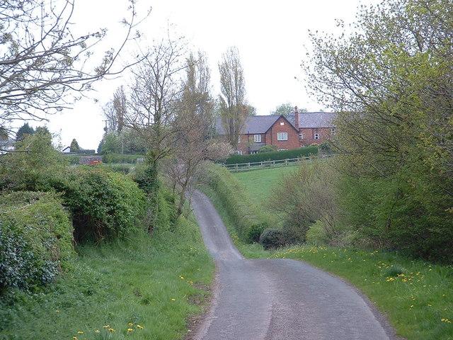 Depmore Lane and Depmore Farm