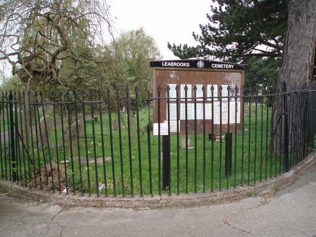 Leabrooks Cemetery