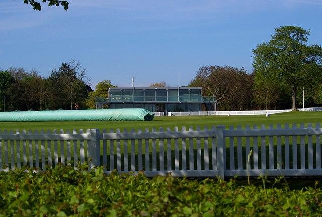Millfield Pavilion