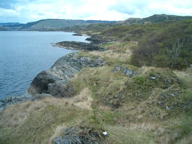 West coast of Craignish peninsula