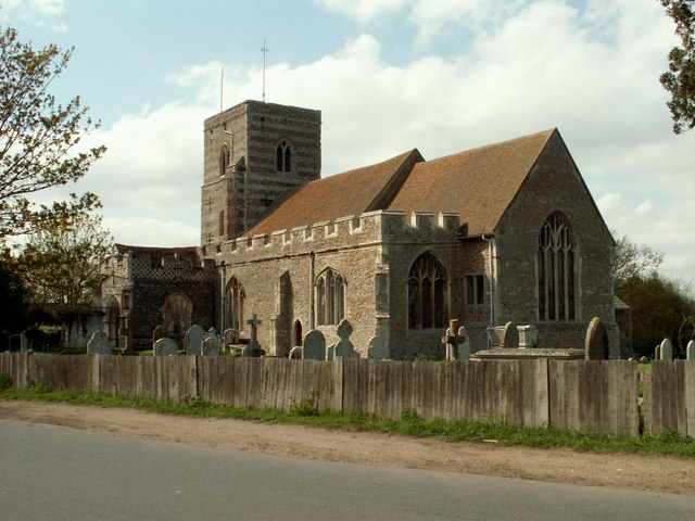 St. Andrew's church, Fingringhoe, Essex