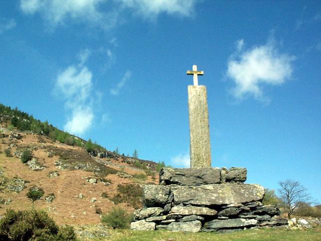 Taliesin Monument