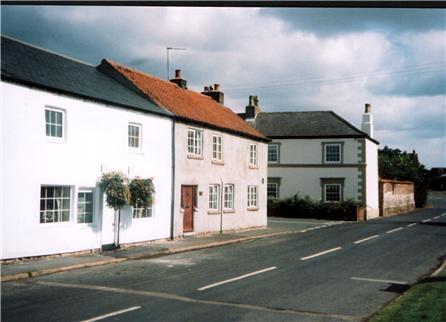 Historic  18th Century Houses in Bempton High Street