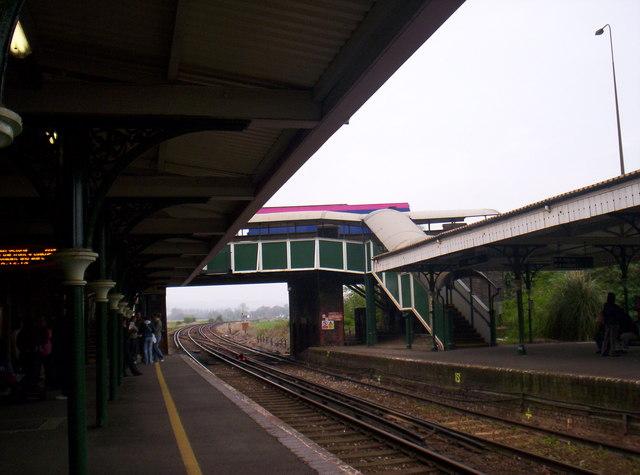 Platform 1, Arundel Station