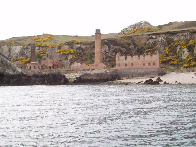 Porth Wen Brick Works