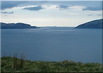 NM7602 : The Gulf of Corryvreckan and the Isle of Colonsay by Patrick Mackie